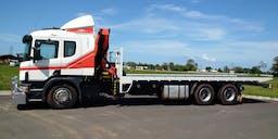Ag Quip Hire Crane Truck