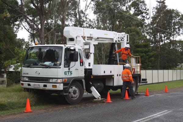 Access Equipment, Truck Mounted EWP Hire in Orange, NSW 2800