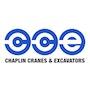Chaplin Cranes & Excavators logo