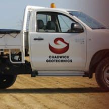 Logo of Chadwick Geotechnics