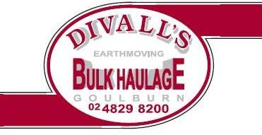 Divalls Earthmoving & Bulk Haulage