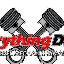 Logo of Everything Diesel