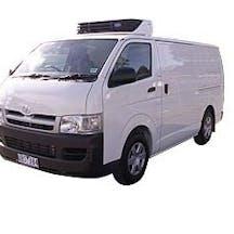 Logo of Refrigerated Van & Truck Rentals