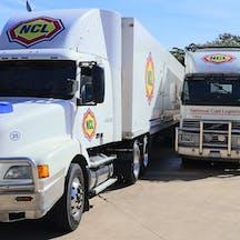 Logo of National Cold Logistics