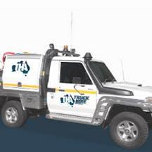 Logo of Truck Hire Australia