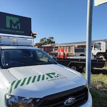 Logo of M1 Traffic & Labour Shepparton