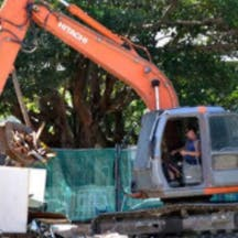 Logo of CJE Excavation Demolition