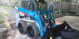 Caloundra Landscape Supplies Wheeled Skid Steer