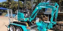 Caloundra Landscape Supplies Track Mounted