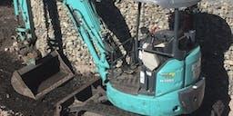 All Oz Earthworks  Track Mounted Excavator
