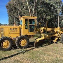 Logo of Flett Earthmoving Pty Ltd