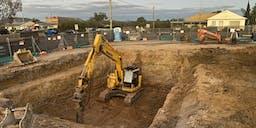 Boretec Pty ltd Track Mounted Excavator