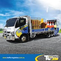 Logo of Traffic Logistics