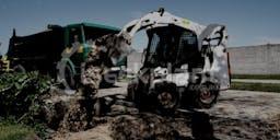 All Site Earthworks Skid Steer