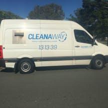 Logo of Cleanaway