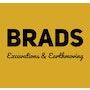 Brads Excavations &  Earthmoving logo