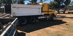 Brads Excavations &  Earthmoving Tipper