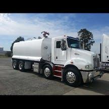 Logo of Tallarook Water Tanker P/K