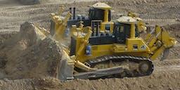 AE Group Civil and Mining Tracked Dozer