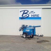 Logo of Betta Hire