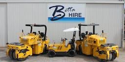 Betta Hire Multi Tyred Roller
