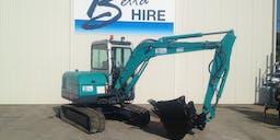 Betta Hire Track Mounted Excavator