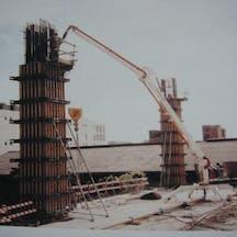 Logo of Brell Concrete Pumping Mackay