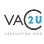 Vac 2 U Excavation Hire logo