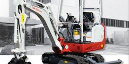 Blackwood Hire Centre Track Mounted Excavator