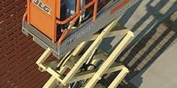 Blackwood Hire Centre Scissor Lift - Electric