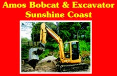 Amos Bobcat and Excavator Hire