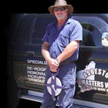 Logo of Asbestos Masters WA