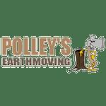 Polley's Earthmoving logo