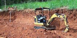 allround excavations Track Mounted Excavator