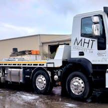 Logo of MHT Services SA