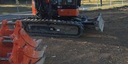 Aust Capital Earthworks Track Mounted