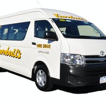 Logo of Turnbulls Hire