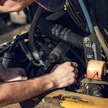 Logo of Onsite Diesel Works and Tyres