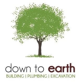 Down to earth building plumbing and excavation