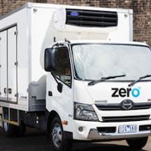 Logo of Zero Rentals