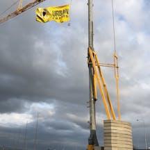 Logo of Urban Cranes