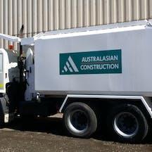 Logo of Australasian Construction Pty. Ltd.