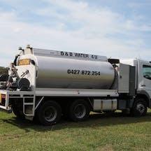 Logo of D & D WATER 4 U PTY LTD