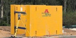APlant Hire Manhole Shoring Box