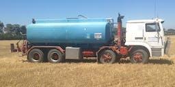 Alan McKenzie Water Cartage(aquatran) Water Tankers