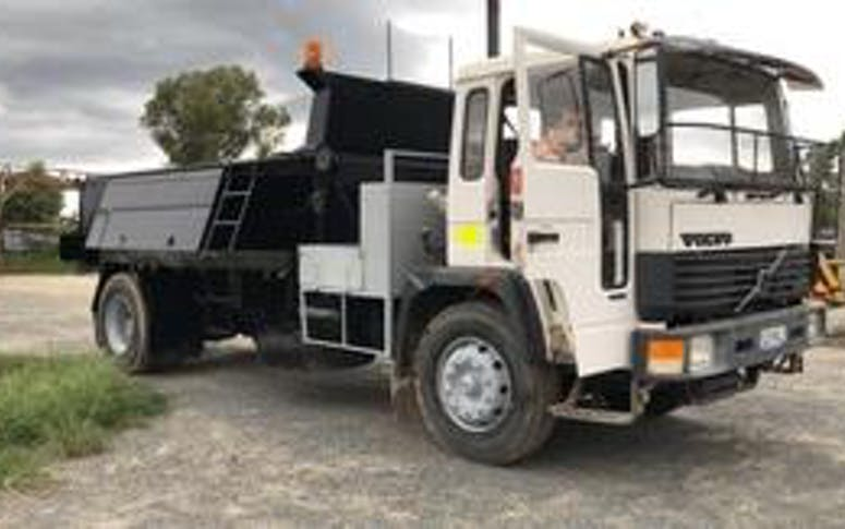 Flocon Truck