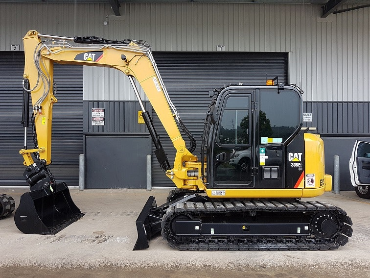 8t - 11.9t Excavator for hire - RediPlant