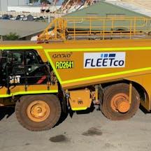 Logo of FleetCo Pty Ltd