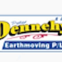 Logo of Dennehy Earthmoving
