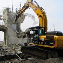 Logo of Bliss Demolition